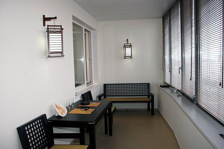 Ремонт балкон дизайн