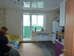 Теплый балкон в квартире студии