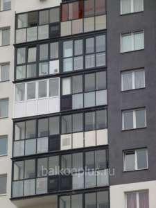 Утепление балкона бывает разным