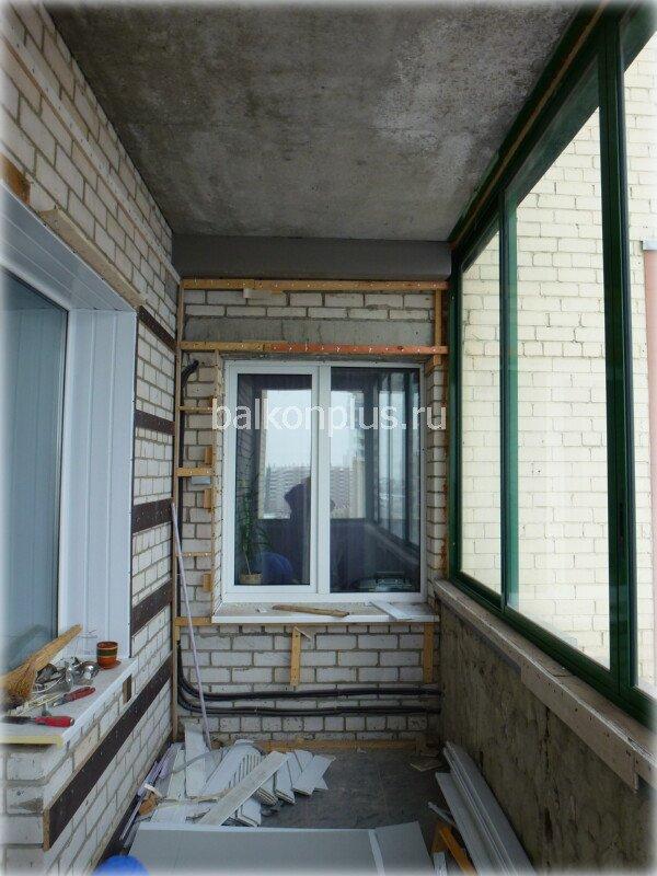 Утепление и отделка балконов в Челябинске и екатеринбурге те.