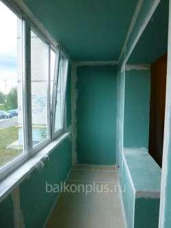 утепление балкона зимой в Челябинске и Миассе