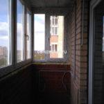 Утепление балкона в Челябинске с готовым остеклением