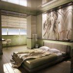 Модель объединения балкона с комнатой.
