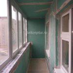 Утепление балкона Екатеринбург 2017 год