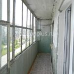 Отделка балкона фото 323, улица Металлургов, Екатеринбург