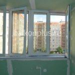 Повторное утепление балкона