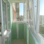 Отделка балкона гипсокартоном вид 370