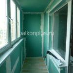 Отделка балкона фото 707