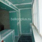 Объединение балкона с комнатой, Екатеринбург, ул. Токарей